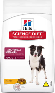 Ração Hill's Science Diet para Cães Adultos - 15kg