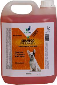 Shampoo Pré-lavagem Forest Pet 5 Litros