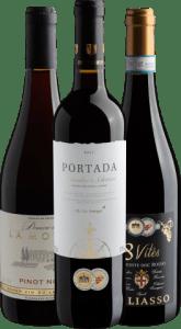 Vinhos Trio Bestsellers