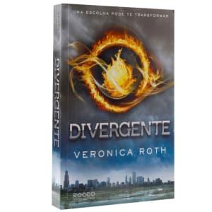 Livro - Divergente - Volume 1 - Veronica Roth