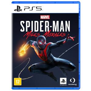 [Pré-Venda] Jogo Marvel's Spider-Man: Miles Morales - PS5
