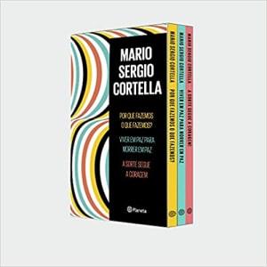 Box de Livros Mario Sergio Cortella (3 Volumes) - Mario Sergio Cortella