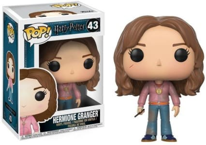 Pop Harry Potter Hermione With Time Turner, Funko, Multicolor