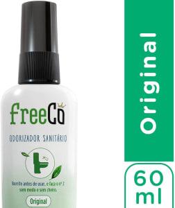 Bloqueador De Odores Sanitários Freecô Original - 60Ml