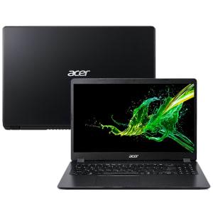 "Notebook Acer Aspire 3 Ryzen 7-3700U 8GB RAM 256GB SSD Radeon 540X 2GB Tela HD 15,6"" Win10 - A315-42G-R1FT"