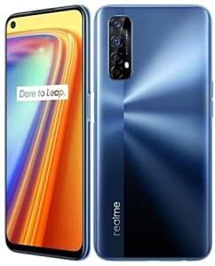 "Smartphone Realme 7 Dual Sim LTE 6.5"" 8GB/128GB Mist Blue RMX2151"