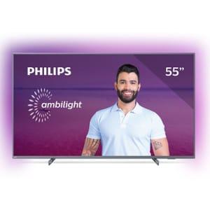Smart TV LED 4K 55'' Philips 55PUG6794 Ambilight 3 lados Bluetooth Wi-Fi 3 HDMI 2 USB
