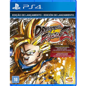 Game Dragon Ball Fighterz - PS4