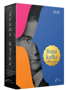 Box - Franz Kafka 1883-1924 - 3 Volumes