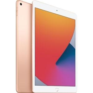 """iPad 8ª geração 32GB Wi-Fi Tela 10,2"""" Câmera 8MP Dourado - Apple"""