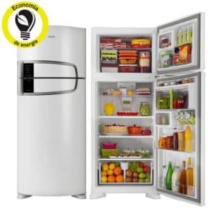 Refrigerador   Geladeira Consul Bem Estar Frost Free 2 Portas 405 Litros Branco - Crm51ab