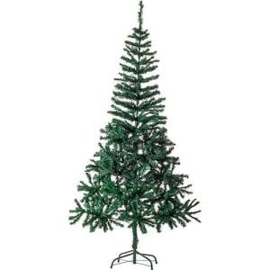 Árvore de Natal Tradicional Verde 2,10m - Christmas Traditions