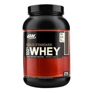 100% Whey Protein Gold Standard 909g - Optimum Nutrition