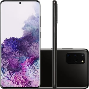 Smartphone Samsung Galaxy S20+ - Cosmic Black