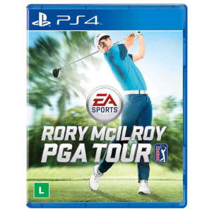 Jogo Rory McIlroy: Golf PGA Tour - PS4