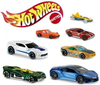 Carrinho Hot Wheels 12 Peças - Diversos Modelos - C4982