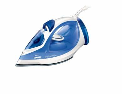 Ferro a Vapor Walita,Philips EasySpeed Plus, Azul/Branco, 220V