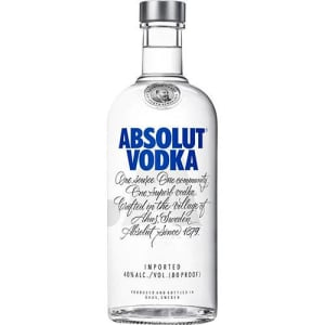 Vodka Absolut Original - 750ml