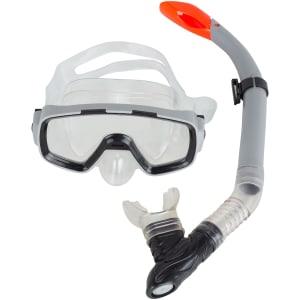 Kit de Mergulho: Snorkel e Máscara de Mergulho Oxer Mero - Adulto