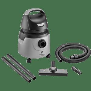 Aspirador de Pó e Água Electrolux A10N1 Cinza e Preto 10L - 1200W