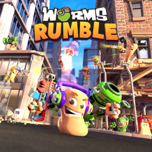 [PS Plus] Jogo Worms Rumble - PS4 & PS5