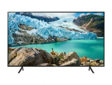 """Smart TV UHD 4K 2019 RU7100 49"""", Visual Livre de Cabos, Controle Remoto Único e Bluetooth - Samsung - Magazine Ofertaesperta"""