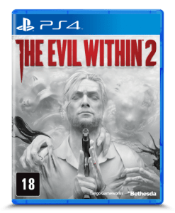 The Evil Within 2 - PS4 (Cód: 9867871)