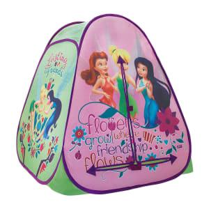 Barraca Infantil Fadas Zippy Toys 4637 Verde e Rosa