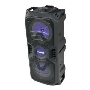 Oferta ➤ Caixa De Som Portátil Trc334 Bluetooth 150w Amplificada   . Veja essa promoção