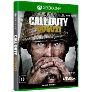 Jogo Call of Duty World War II - Xbox One