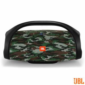 Caixa de Som Bluetooth JBL com 60W de Potência, Boombox Camuflada - LBOOMBOX - JBLBOOMBOXCMF_PRD