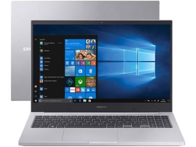 "Notebook Samsung Book X50 Intel Core i7 8GB 1TB - 15,6"" Placa de Vídeo 2GB Windows 10 - Magazine Ofertaesperta"