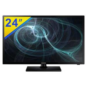 Oferta ➤ TV LED 24″ SAMSUNG Monitor HDTV com Conversor Digital, Entrada HDMI e USB, Football Mode, ConnectShare – LT24D310LHFMZD   . Veja essa promoção