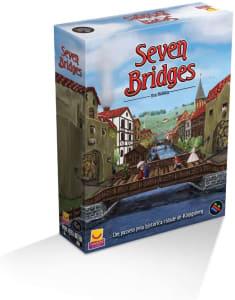 Jogo de Tabuleiro Seven Bridges - Funbox