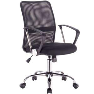 Cadeira para Escritório Exeway, Preta