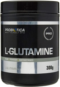 L-Glutamine Probiótica Pure 300g
