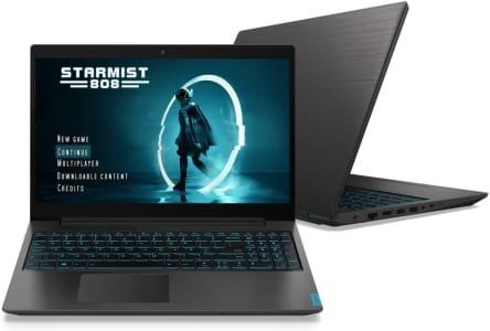 """Notebook Gamer Ideapad L340 i5-9300H 8GB SSD 256GB GTX 1050 3GB 15.6"""" FHD"""