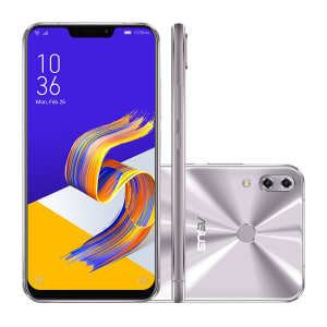 "Smartphone Asus Zenfone 5 64GB Dual Chip 4GB RAM Tela 6.2"""