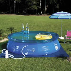 Piscina Inflável Redonda em PVC Mor 6.700 Litros Splash Fun 1055