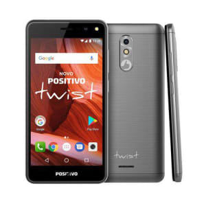 Oferta ➤ Smartphone Positivo Twist 16GB Tela 5 Câmera 8MP S511 Bivolt   . Veja essa promoção