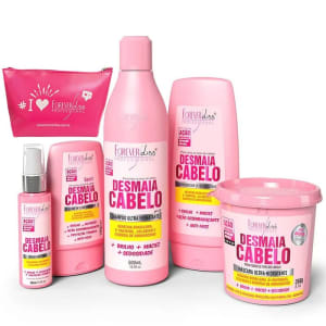 Kit Desmaia Cabelo Completo Forever Liss