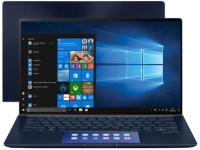 "Notebook Asus ZenBook 14 UX434FAC-A6340T Intel - Core i7 8GB 256GB SSD 14"" Full HD Windows 10 - Magazine Ofertaesperta"