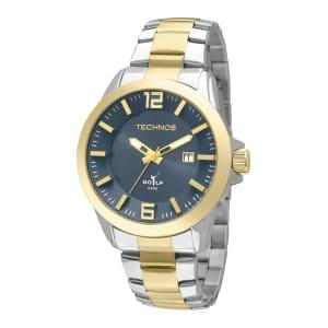 Relógio Masculino Analógico Mormaii Prata MO2035GK/3A