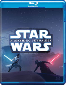 Blu-ray Star Wars: A Ascensão Skywalker