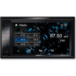 Oferta ➤ Central Multimídia Pósitron SP8230LINK Tela LCD 6,2 USB, Bluetooth   . Veja essa promoção