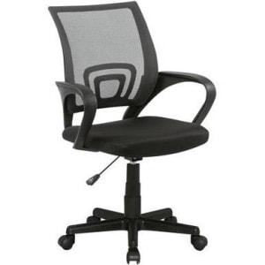 Cadeira para Escritório Carrefour Home Preta HO170879