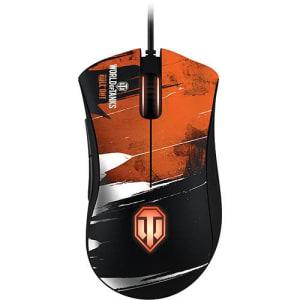 Mouse Gamer Razer Deathadder World Of Tanks - PC