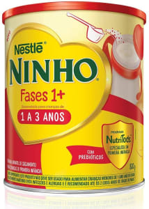 Composto Lácteo, Fases 1+, Ninho, 800g