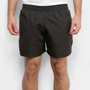 """Shorts Gonew Básico 5"""" Masculino - Preto"""