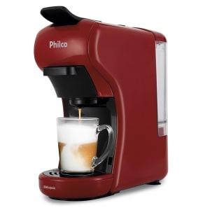 Cafeteira Philco Multicapsula PCF19VP